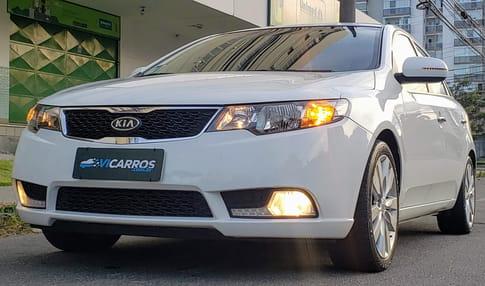 2013 kia cerato 1.6 sx3 16v gasolina 4p manual