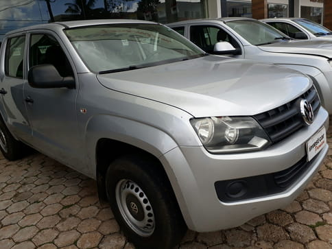 2014 volkswagen amarok 2.0 s 4x4 cd 16v turbo intercooler diesel 4p manual