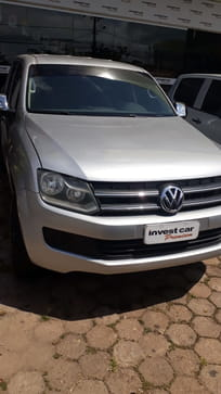 2013 volkswagen amarok 2.0 s 4x4 cd 16v turbo intercooler diesel 4p manual