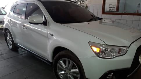 2012 mitsubishi asx awd cvt 2.0 16v aut.