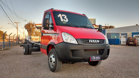 2013 iveco daily 70c17
