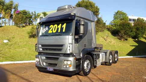 2011 iveco stralis hd 740-s42t 6x4 3e