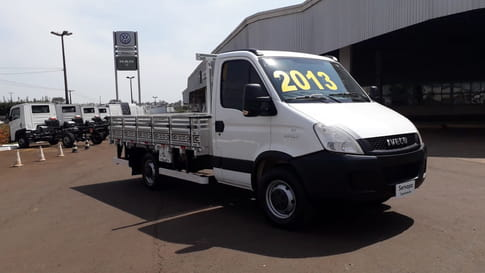 2013 iveco daily chassi 45s17 2p