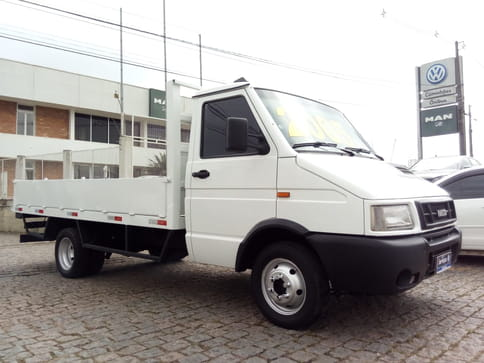 2005 iveco daily chassi