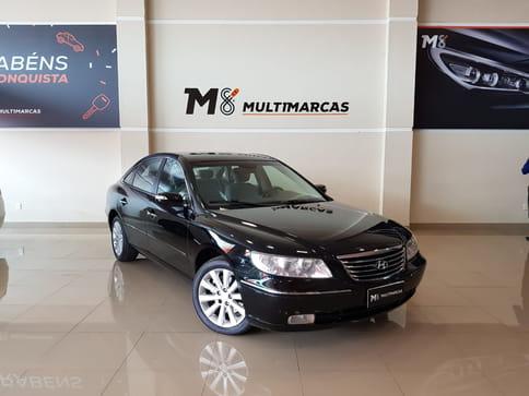 2009 hyundai azera sedan gls 3.3 v.6 4p