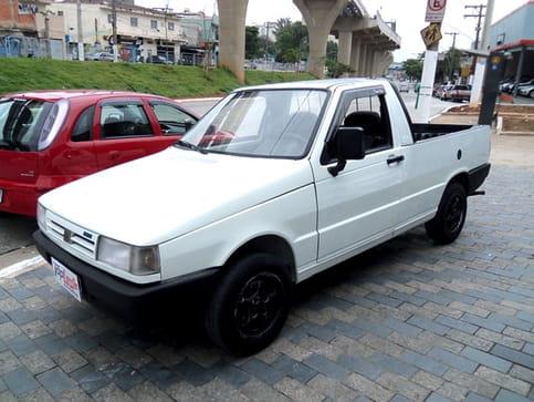 1992 fiat fiorino pick-up 1.5ie 2p