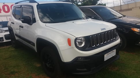 2017 jeep renegade sport 1.8 flex manual
