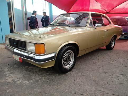 1981 chevrolet opala coupe l 2.5 2p
