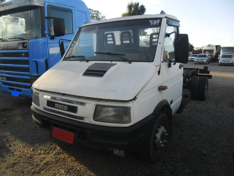 2003 iveco daily chassi