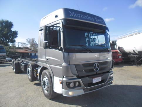 2012 mercedes-benz atego 2429 6x2 2p diesel e5