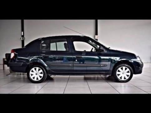 2003 renault clio authentique sedan 1.0 16v 4p