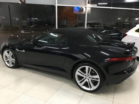 2014 jaguar f-type s supercharged conversivel 3.0 v6 gasolina