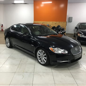 2011 jaguar xf 5.0 premium luxury