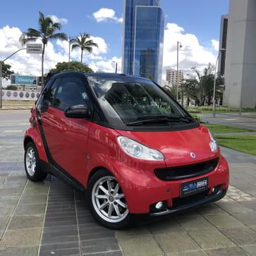 2009 smart fortwo passion cabrio1.0 62kw