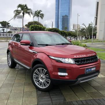 2012 land rover evoque prestige 5d