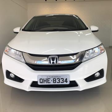 2015 honda city sedan ex-at 1.5 16v