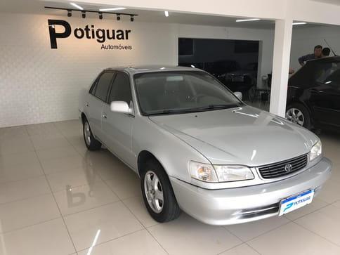 2001 toyota corolla sedan xei 1.8 16v basico