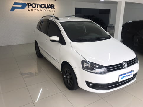 2014 volkswagen spacefox sportline/highline 1.6
