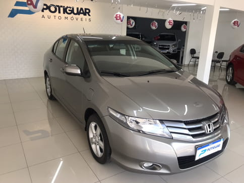 2011 honda city dx 1.5 16v flex mec.