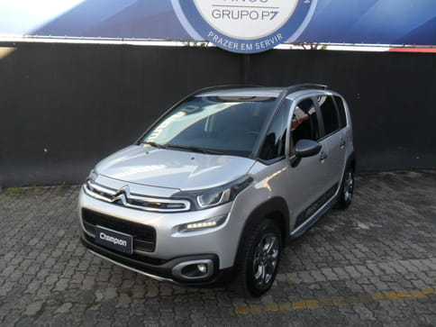 2017 citroen aircross 1.6 shine 16v flex 4p