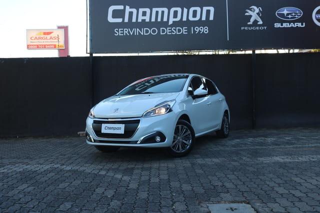 Image Peugeot 208 Griffe 1.6 16V Flex Aut. 2017