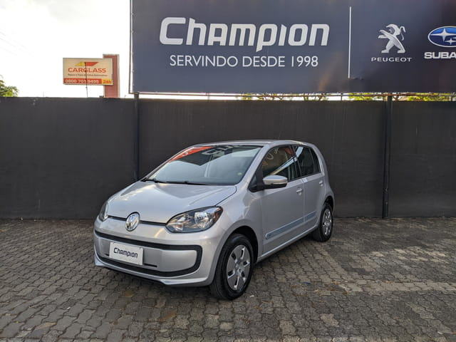 Image Volkswagen Up 1.0 Mpi Move Imotion Flex 12v 5p 2015