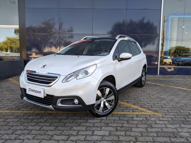 Image Peugeot 2008 Griffe 1.6 Automatico 2016