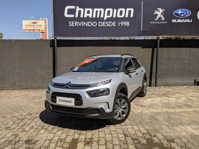 Image Citroen C4 Cactus Feel Business Aut 2019