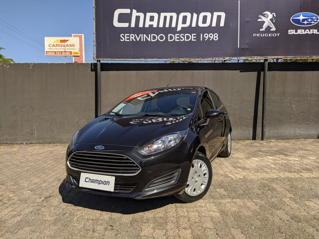 Image Ford Fiesta 1.5 S Hatch 16v Flex 4p Manual 2016