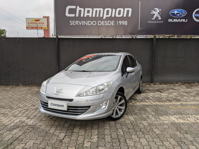 Image Peugeot 408 Sedan Griffe 1.6 Turbo 16v 4p 2015