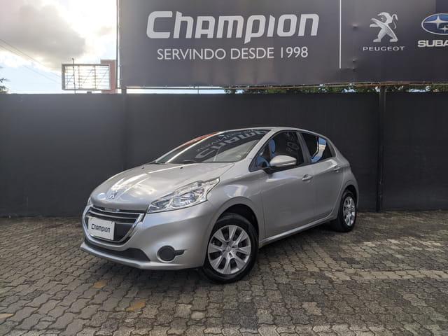 Image Peugeot 208 Active 1.5 2015