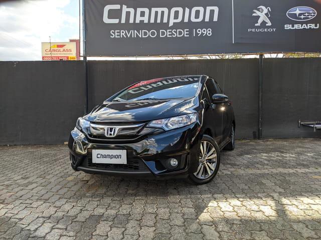 Image Honda Fit Ex 1.5 16v Flex Aut.