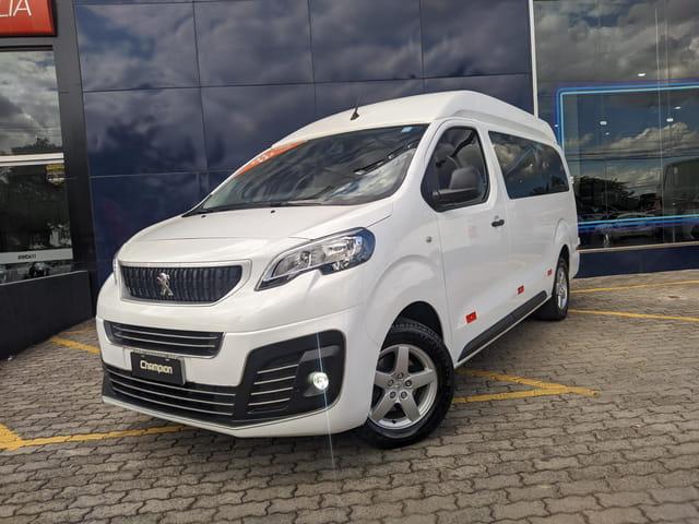 Image Peugeot Expert Minibus 1.6 Bluehdi