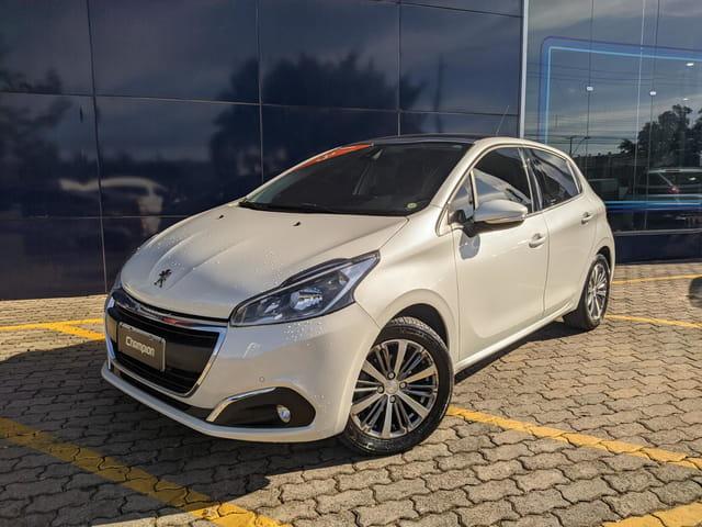 Image Peugeot 208 Griffe 1.6 16v Flex Aut.