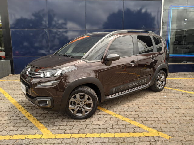 Image Citroen Aircross 1.6 Shine 16v Flex 4p