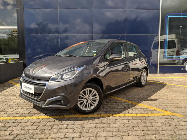 Image Peugeot 208 1.2 Active Pack 12v Flex 4p Manual