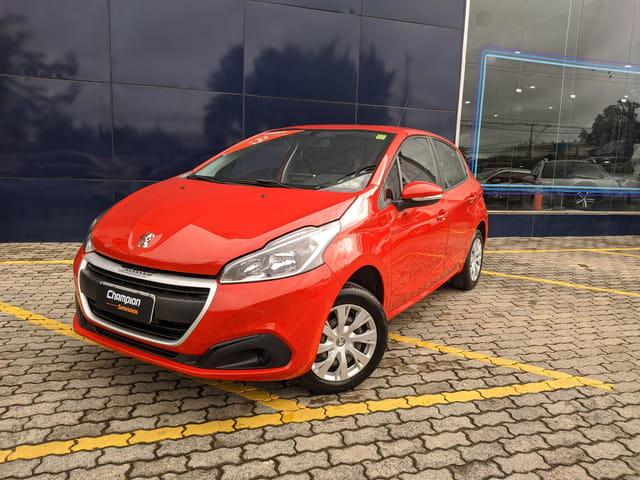 Image Peugeot 208 Active 1.2 Flex
