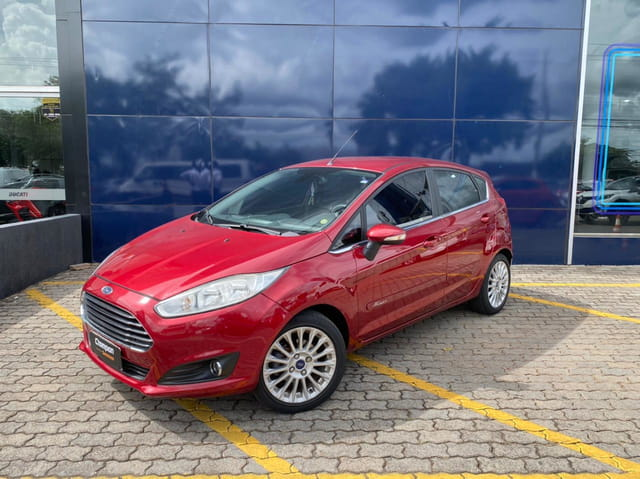 Image Ford Fiesta 1.6 Titanium Power Shift