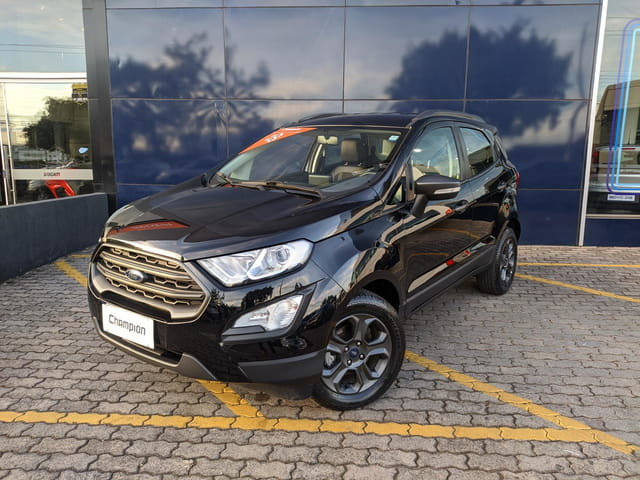 Image Ford Ecosport 1.5 Tivct Flex Freestyle Manual
