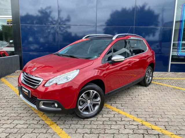 Image Peugeot 2008 Griffe 1.6 Thp