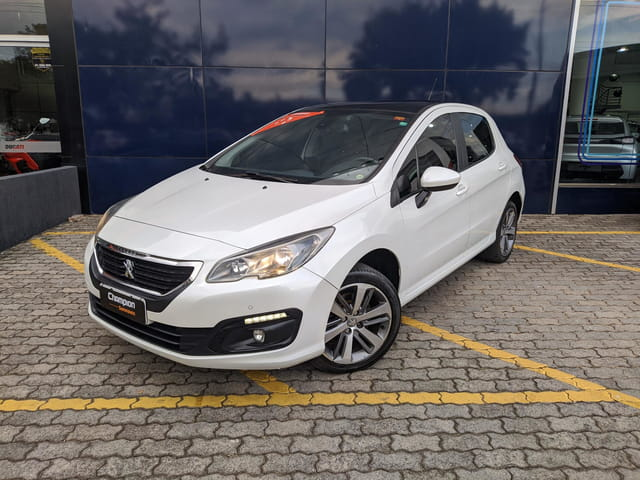Image Peugeot 308 1.6 Griffe Thp 16v Gasolina 4p Automatico