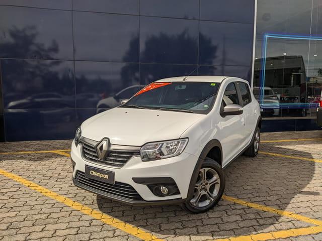Image Renault Sandero Gt Line 1.6 16v Hi-Flex 4p
