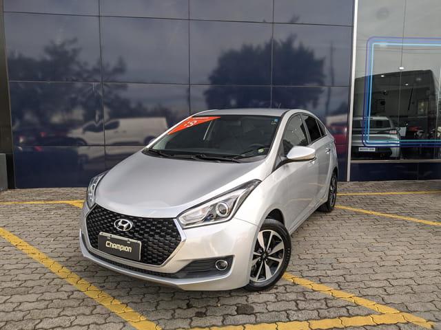 Image Hyundai Hb20s Premium 1.6 16v Flex Aut.