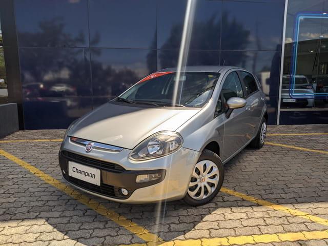Image Fiat Punto Attractive 1.4 Flex Mec.