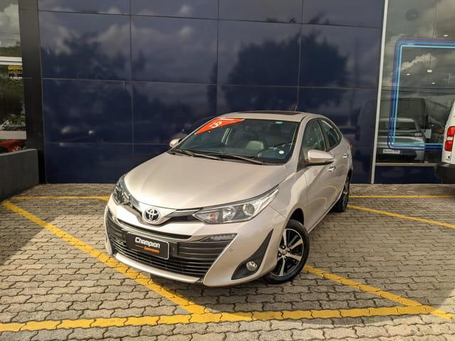 Image Toyota Yaris 1.5 16v Flex Xls Multidrive