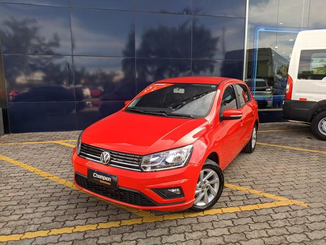 Image Volkswagen Gol 1.0 16v 4p