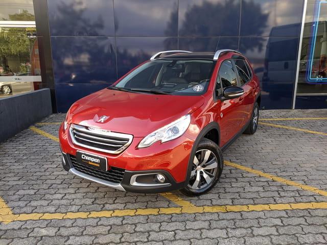 Image Peugeot 2008 Crossway 1.6 Flex 16v 5p Aut