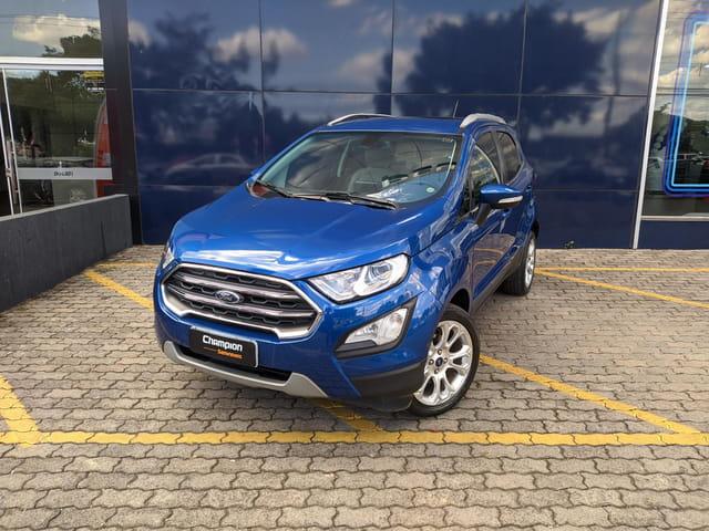 Image Ford Ecosport 2.0 Direct Flex Titanium Aut