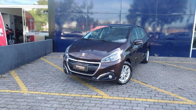 Image Peugeot 208 Allure 1.6 Flex 16v  Automatico
