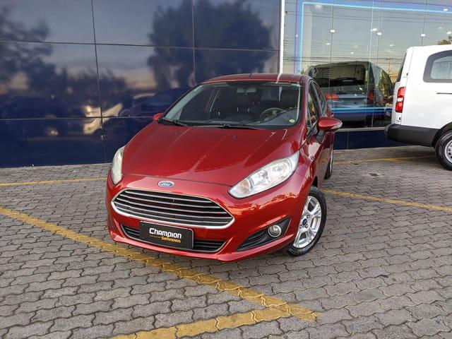 Image Ford Fiesta 1.6 Se Hatch 16v Flex 4p Manual